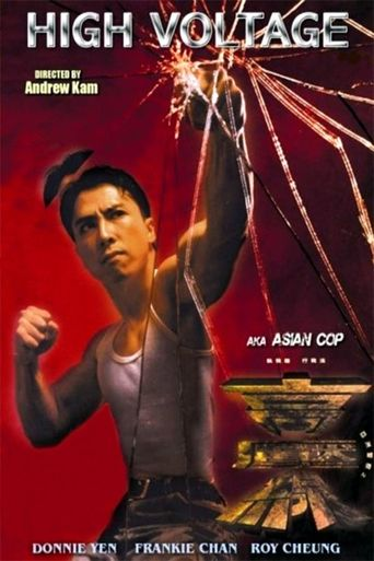 Asian Cop: High Voltage Poster