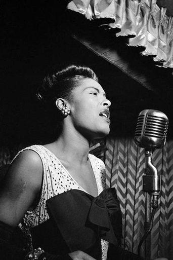 Billie Holiday: A Sensation Poster