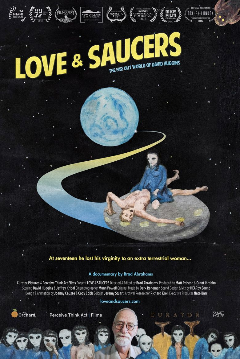Love & Saucers Poster