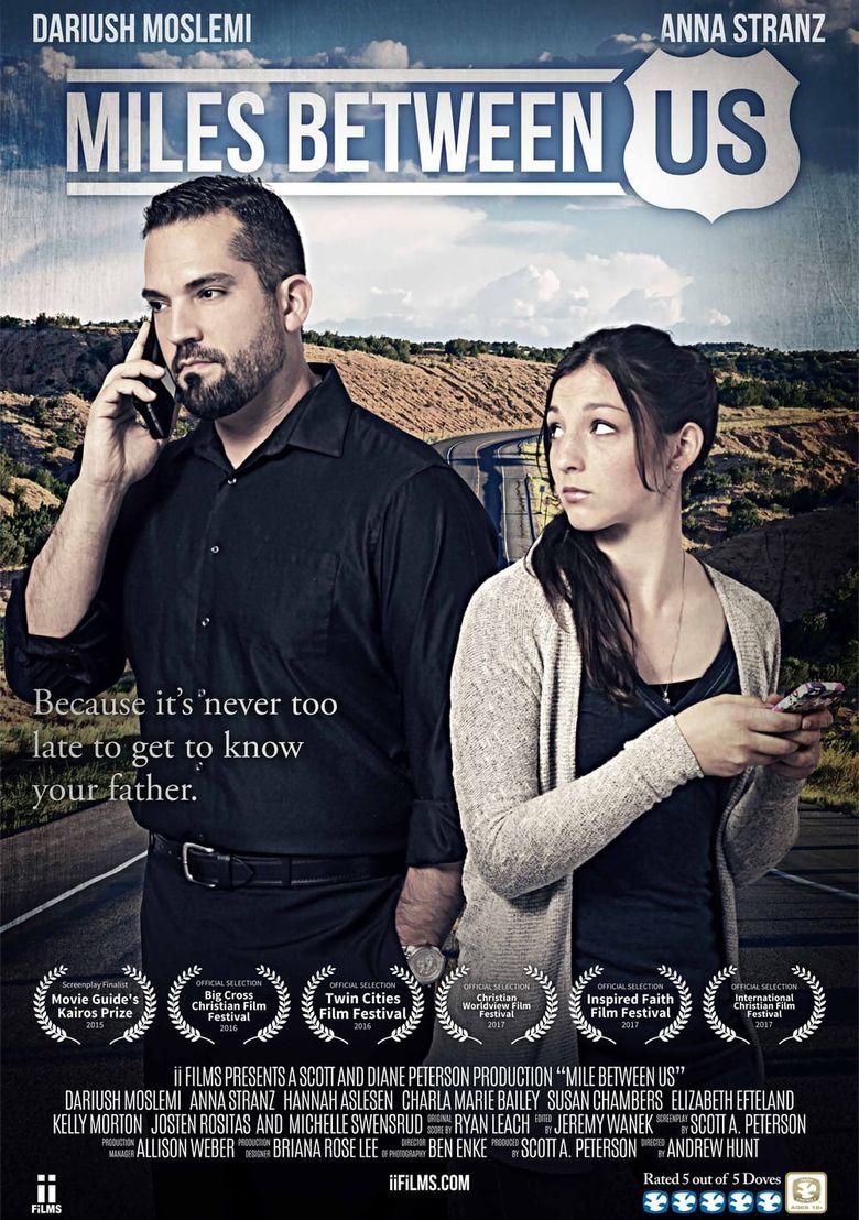 Miles Between Us Poster