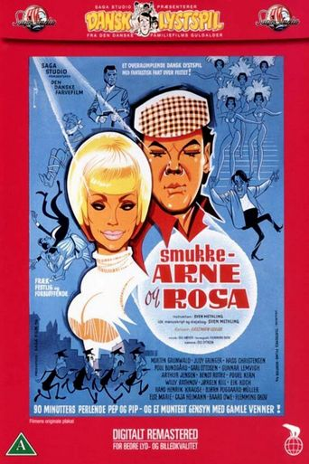 Pretty-Arne and Rosa Poster