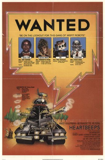Heartbeeps Poster