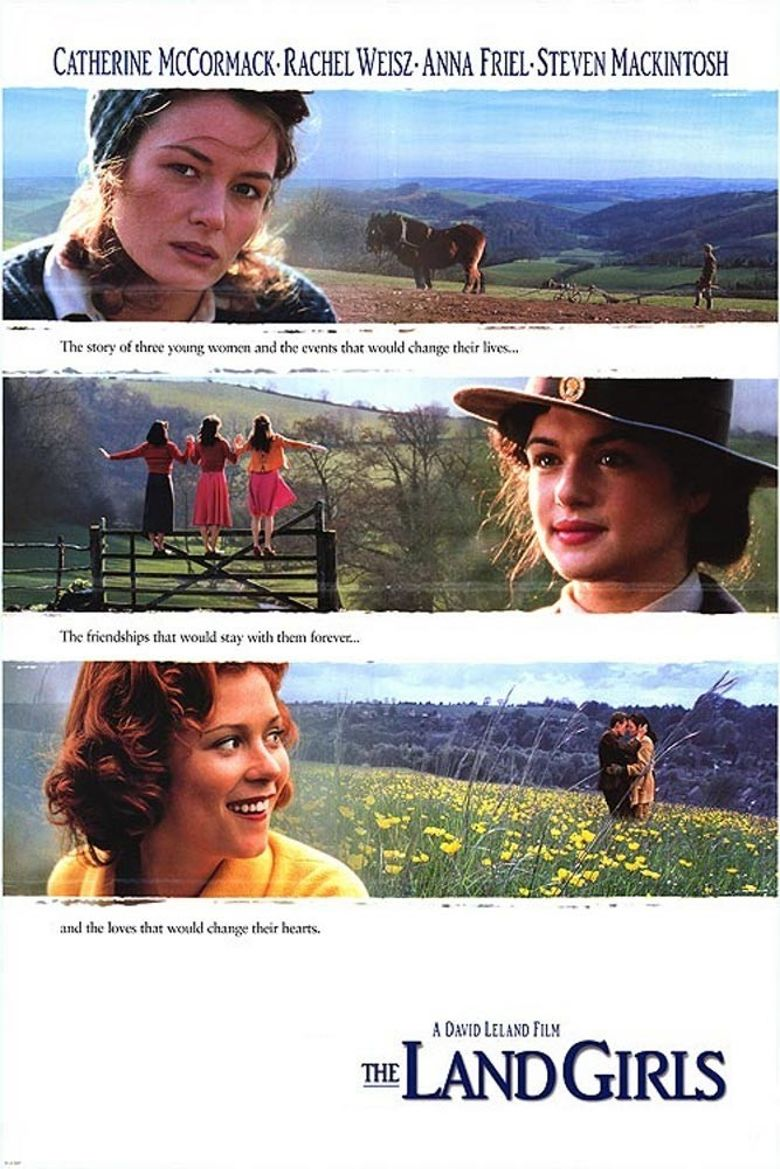 The Land Girls Poster