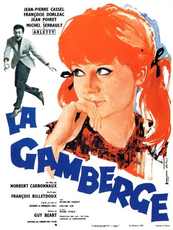 La Gamberge Poster