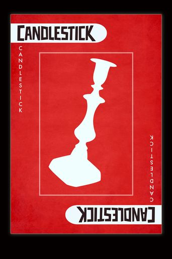 Candlestick Poster