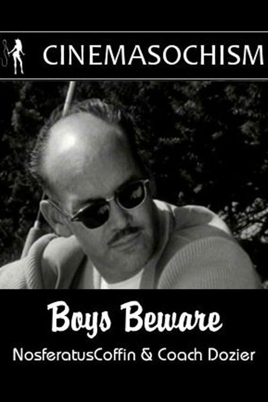Boys Beware Poster