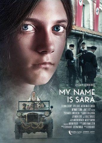 My Name is Sara Poster