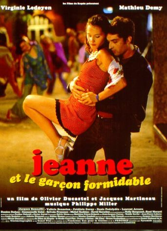 Jeanne and the Perfect Guy Poster
