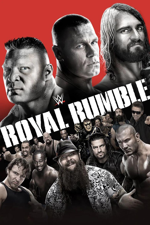 Watch WWE Royal Rumble 2015