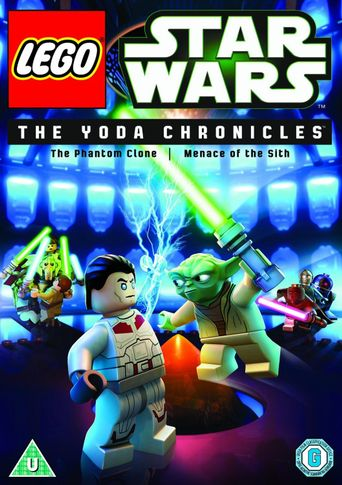 Lego Star Wars: The Yoda Chronicles - Menace of the Sith Poster