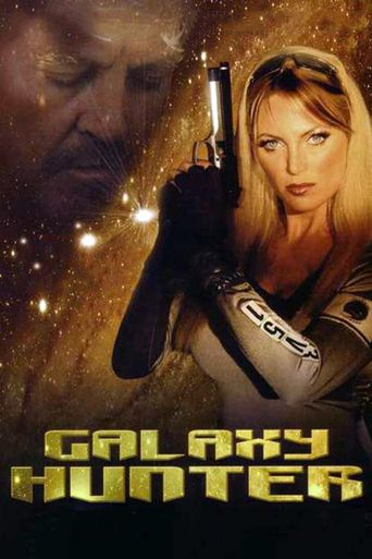 Galaxy Hunter Poster