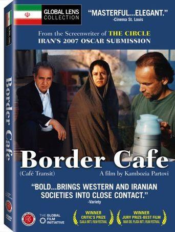 Border Café Poster