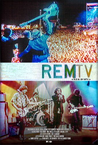 R.E.M. By MTV Poster