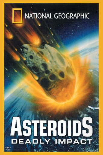 Asteroids: Deadly Impact Poster