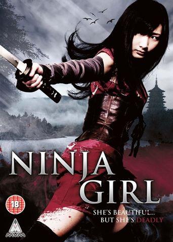 The Kunoichi: Ninja Girl Poster