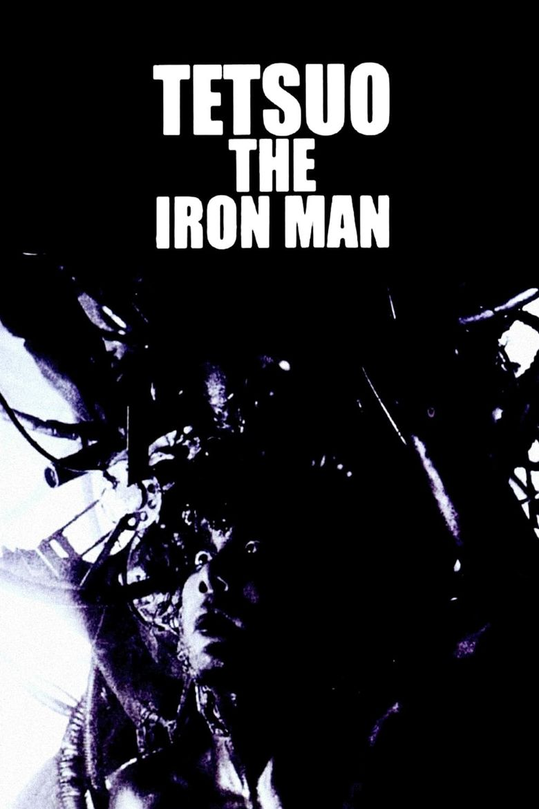 Tetsuo: The Iron Man Poster
