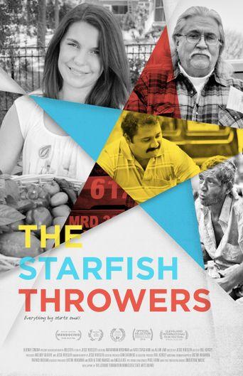 The Starfish Throwers Poster