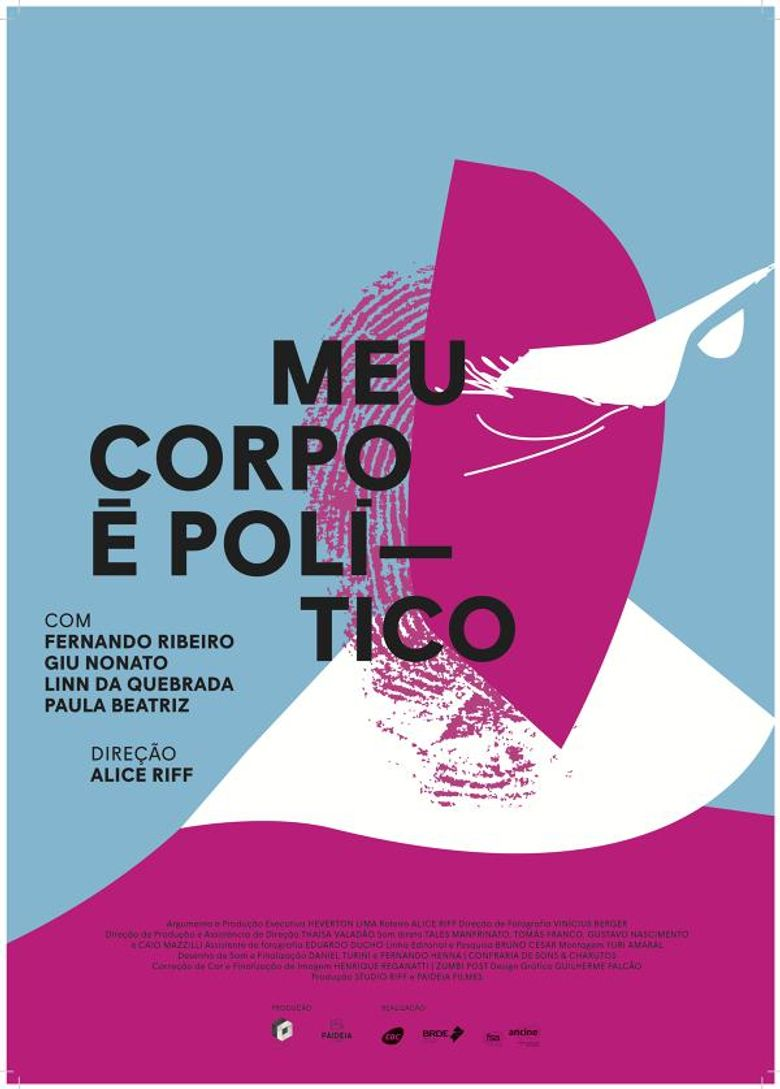 My Body is Political Poster