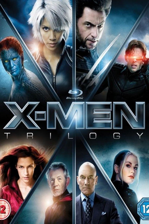 X-Men: Evolution of a Trilogy Poster