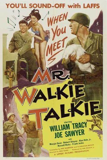 Mr. Walkie Talkie Poster