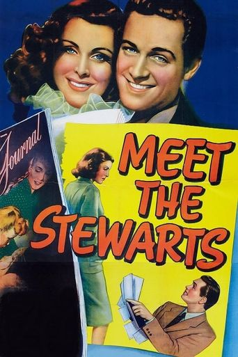 Meet the Stewarts Poster