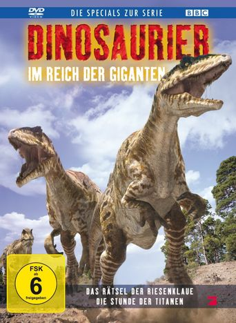 Land of Giants: A Walking with Dinosaurs Special Poster