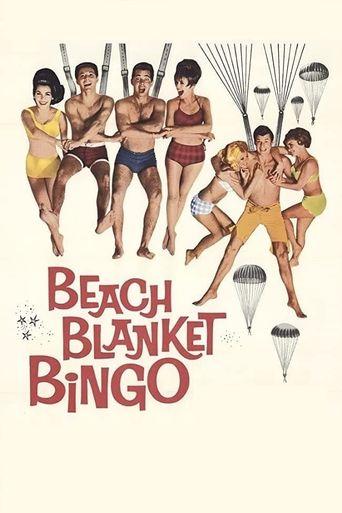 Beach Blanket Bingo Poster