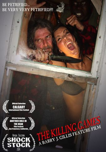 The Killing Games Poster