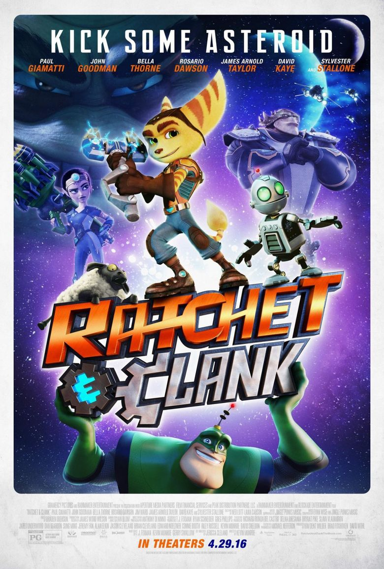 Watch Ratchet & Clank