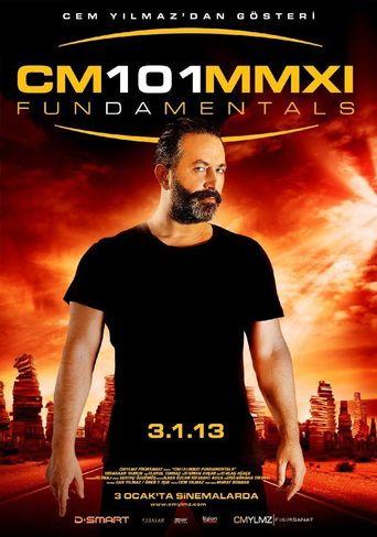 CM101MMXI Fundamentals Poster
