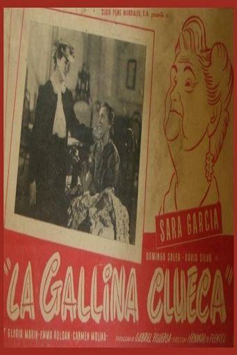 La gallina clueca Poster