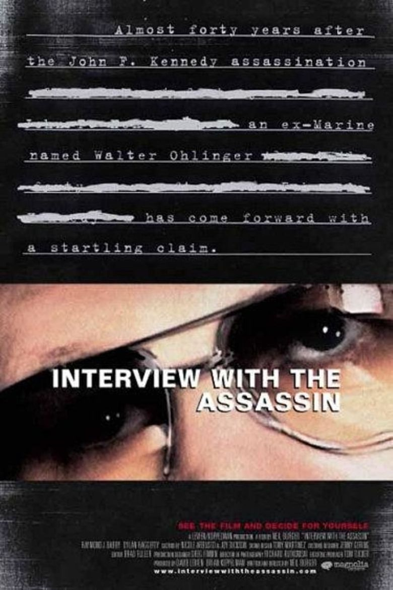 Interview with the Assassin Poster