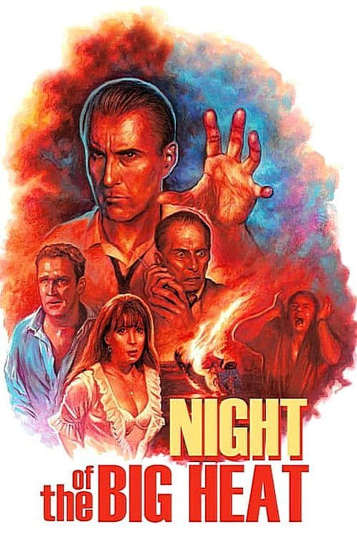 Night of the Big Heat Poster