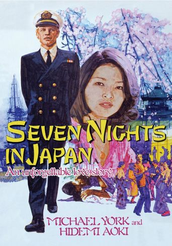 Seven Nights in Japan Poster