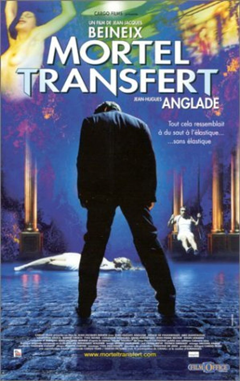 Mortal Transfer Poster