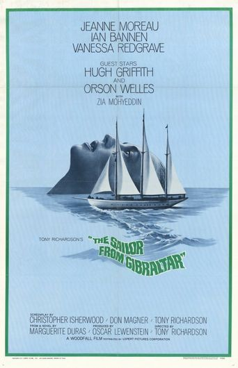 The Sailor from Gibraltar Poster
