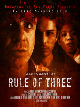 Rule of Three Poster