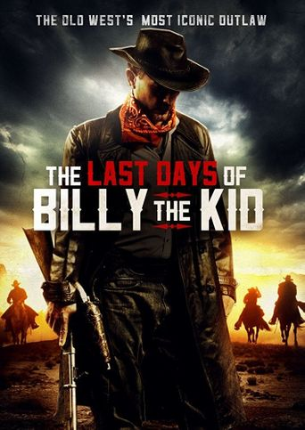 The Last Days of Billy the Kid Poster