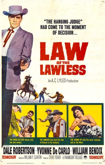 Watch Law of the Lawless
