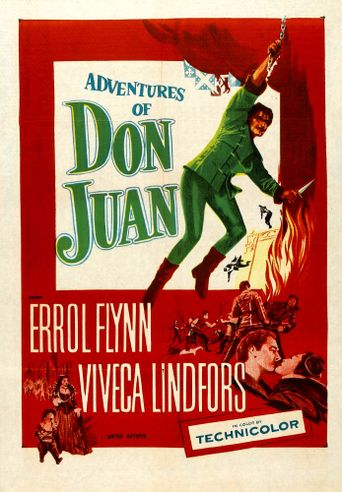 Watch Adventures of Don Juan