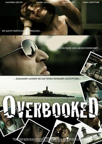 Overbooked Poster