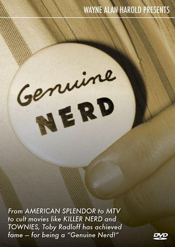 Genuine Nerd Poster