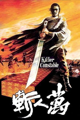 Killer Constable Poster