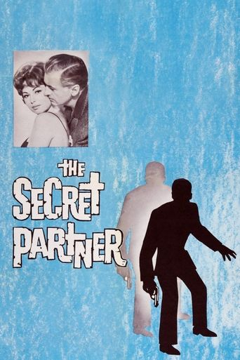 The Secret Partner Poster