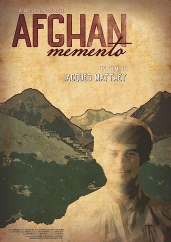 Afghan Memento Poster