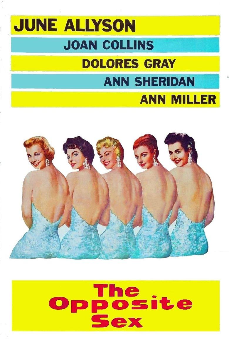The Opposite Sex Poster