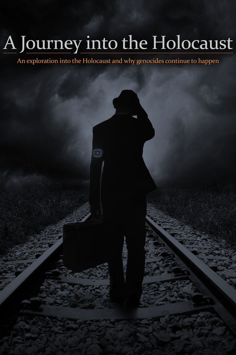 A Journey Into the Holocaust Poster