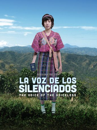 Voice of the Voiceless Poster