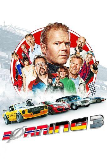 Asphalt Burning Poster
