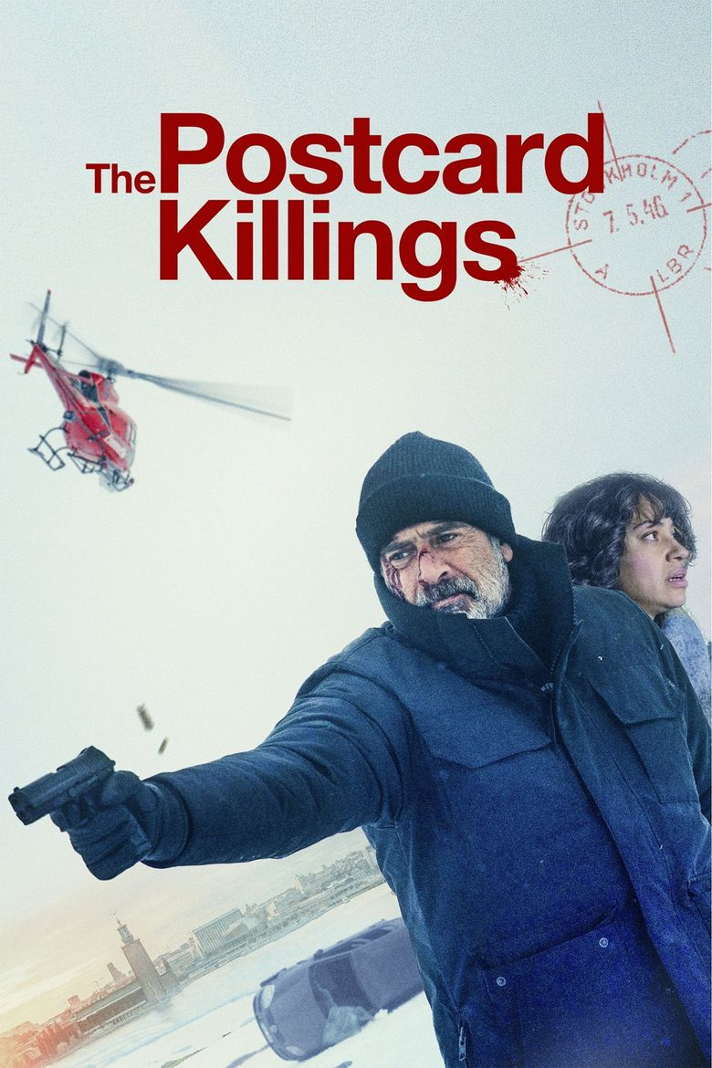 The Postcard Killings Poster